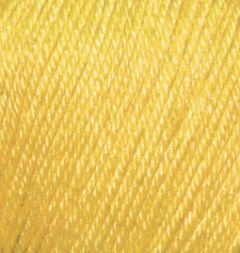 Alize baby wool vauvalanka keltainen