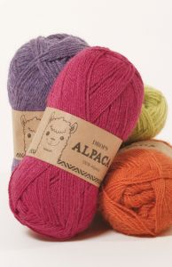 Drops Alpaca yarn