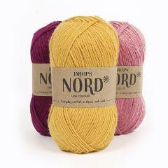 DROPS Nord -sockgarn