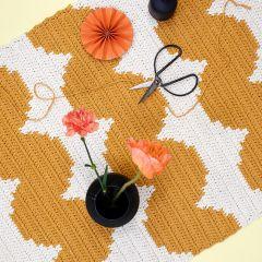 Free pattern: Molla Mills Loiva Rug