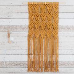 Free pattern: Tähkä Macrame Wall Hanging (small)