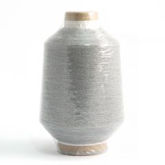 Thin reflective yarn, 750 g cone