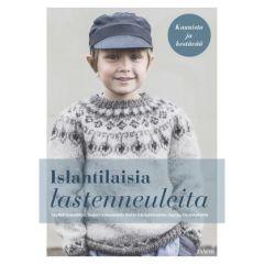 Kirja: Islantilaisia lastenneuleita