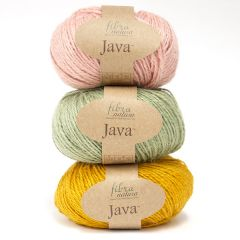Fibra natura java hemp yarn