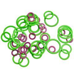 KnitPro silmukkamerkit, rengas