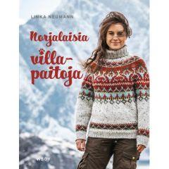 Norjalaisia villapaitoja, book in Finnish