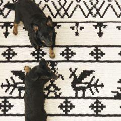 Free pattern: CrochetKarjala Rug
