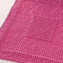 Ohje: Koukutut Pinkki- ja Kimalle-matot