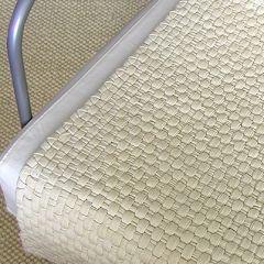 Ohje: Kudottu Lilli-nojatuolinmatto