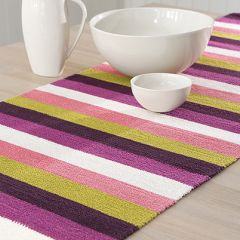 Free Pattern: Woven Framboise Tablecloth