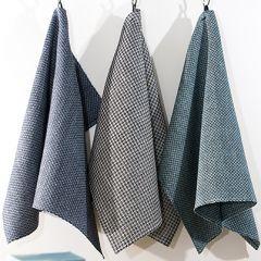 Ohje: Kudotut Kaarna-pyyhkeet