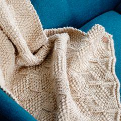 Free pattern: Molla Mills Lato Blanket
