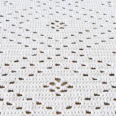 Virkkausohje virkattu matto Helminauha