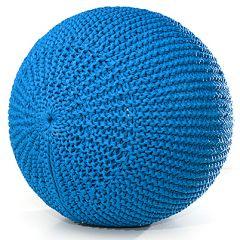 Ohje: Virkattu Pomppu-jumppapallon päällinen