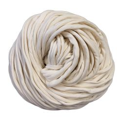 soft t-shirt yarn in sack