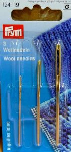 Prym Wool Needle, 3 pcs