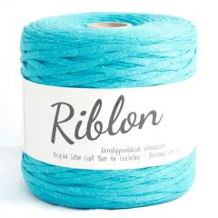 Riblon is a thin and soft tube yarn