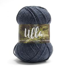 Lankava Ulla Sock Yarn-1055L815 Dark grey, darker shade
