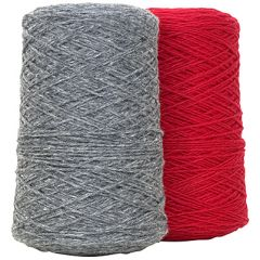 unni wool yarn on the cone