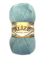 Alize angora gold knitting yarn