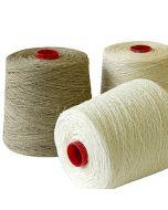 Esito line linen yarn, half wet spun, Nel 8
