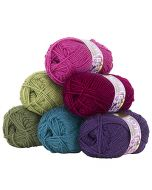 Lotte Superwash wool knitting yarn