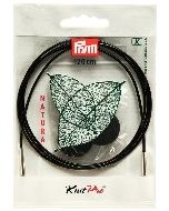 prym knitpro natural interchangeable cable