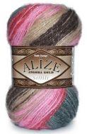 Alize angora gold simli batik knitting yarn