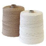 Plied paper yarn 2 kg cone