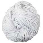 T-shirt yarn (cotton tricot), 5 kg assortment-16 Bleached white (a bit blueish)