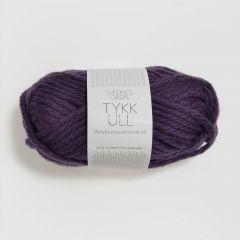 Sandnes Tykk Ull-5072 Violetti