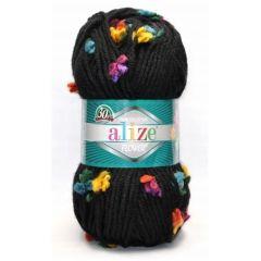 Alize flower yarn
