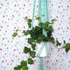 Annikki's macrame plant hanger