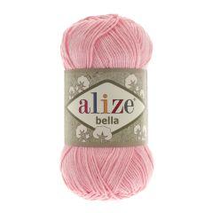 Alize Bella -puuvillalanka virkkaukseen ja neulontaan