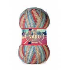 Boho Print Sock Yarn