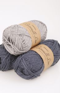 Drops bomull lin cotton linen yarn