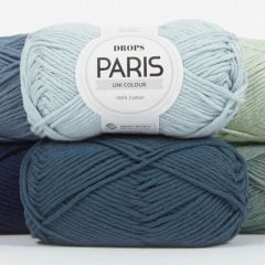 Drops paris cotton yarn