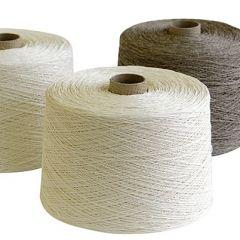 esito line linen yarn wet spun nel 8