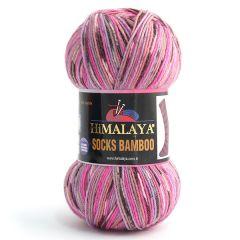 Himalaya socks bamboo sockgarn