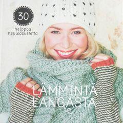 Lämmintä Langasta, 30 helppoa neuleasustetta (på finska)
