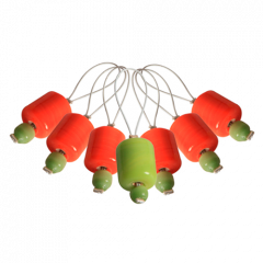 KnitPro Playful Beads -silmukkamerkit