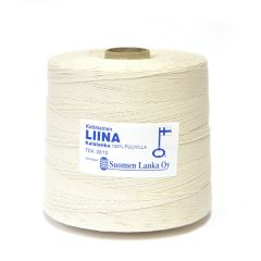 liina cotton twine 15-ply 1,8 kg undyed