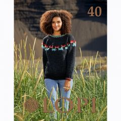 Lopi Pattern Book 40