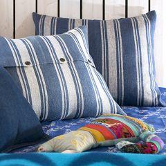 Ohje: Kudottu Koto-tyynynpäällinen