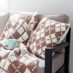 Ruutuleikki-tyyny, ilmainen ohje