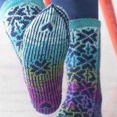 Ohje onnenapila sukat