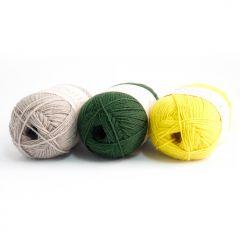Oona sock yarn.