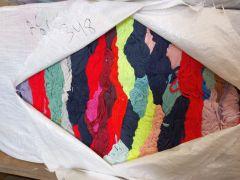 Matonkudepaali, trikookude vyyhdeillä