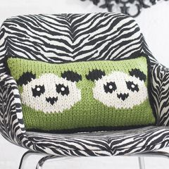 Ohje: Pandanallet-tyyny