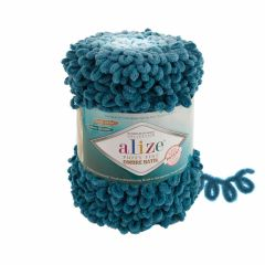 Alize Puffy Fine Ombre Batik 500 g